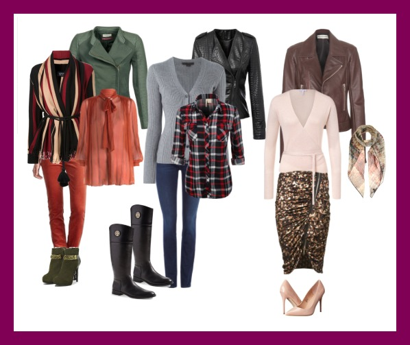 Find the Perfect Moto Jacket - Anna Mc Connell