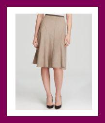 The Trumpet Skirt
