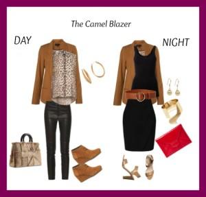 THE CAMEL BLAZER
