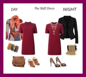 THE SHIFT DRESS