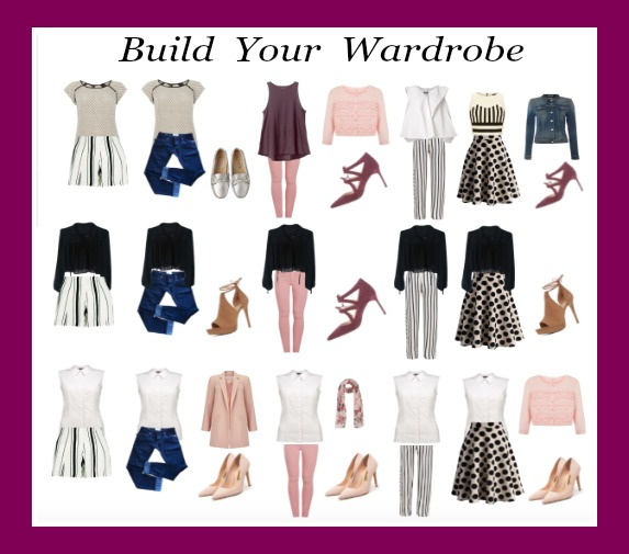 Build Your Wardrobe