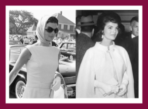 20th Century Fashion Icons - Jackie Kennedy